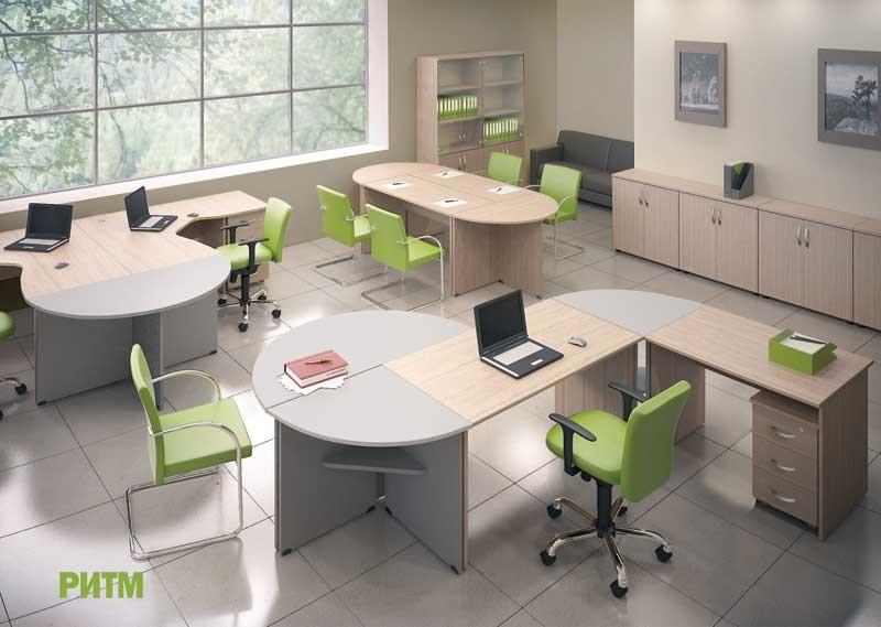 мебель для персонала Ритм