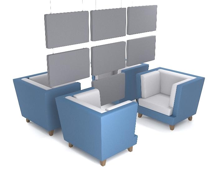 Мягкая мебель для офисов