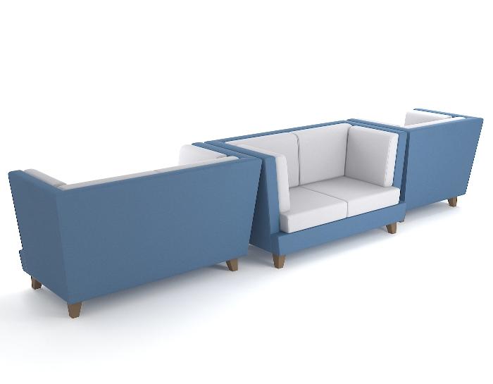 Мягкая мебель для холлов