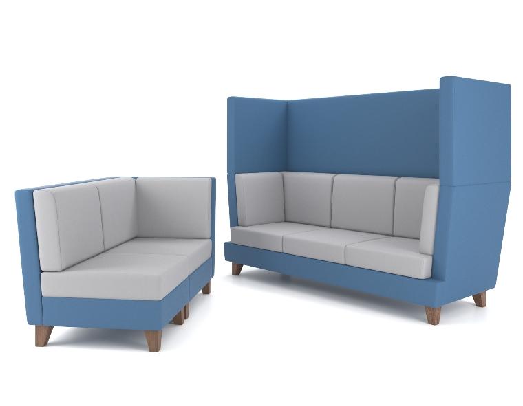 Мягкая мебель для кафе, баров, ресторанов