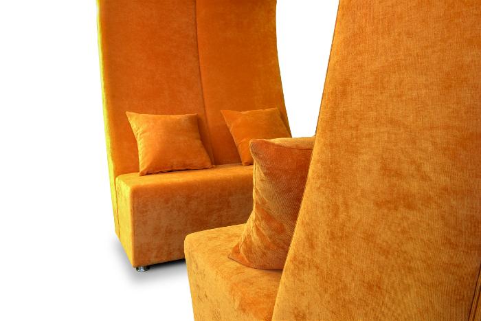 Мягкая модульная мебель Капсула